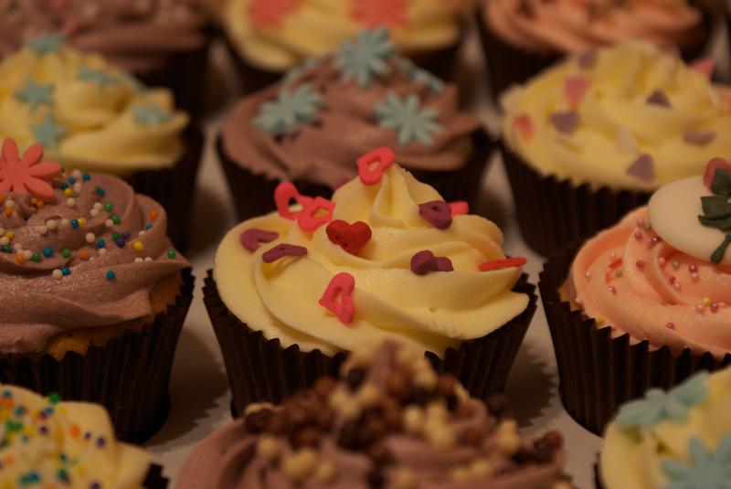 Cupcake Heaven Cupcakejunky
