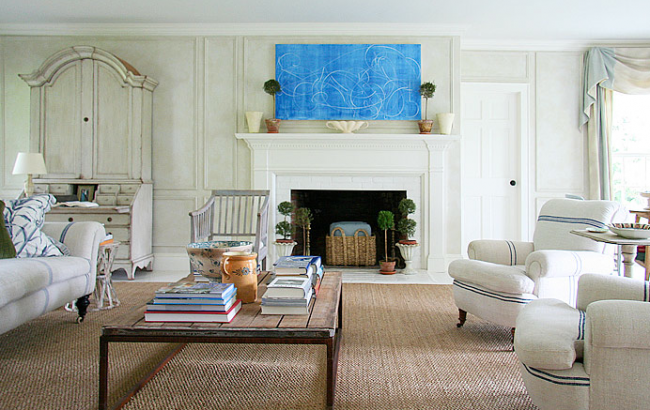 Summer house of anna wintour and the perfect getaway for Young interior designers nyc
