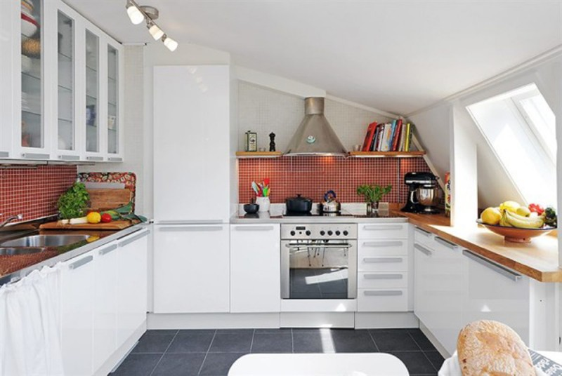 Cool Kitchens 18 Designs We Love: Little Apartment Love From Around The World