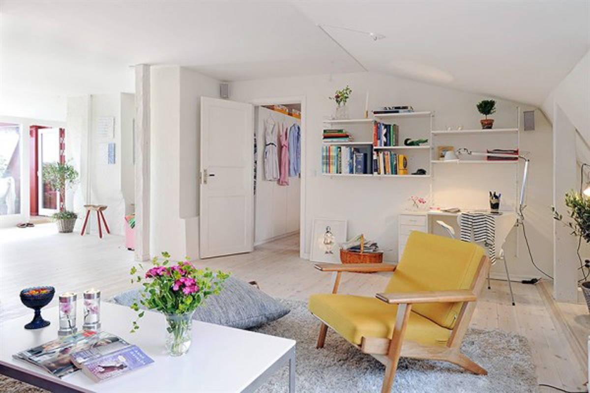 Small apartment 23
